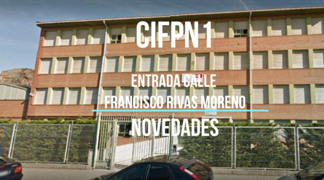 Novedades en la entrada al CIFPN1